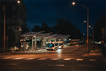 Annapolis to Bus Station